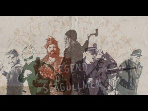 Legend of The Seagullmen (Tool/Mastodon) stream new song Legend of the Seagullmen, title track..!