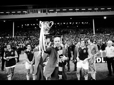 Aston Villa 1 Norwich City 0 - League Cup Final - 1st March 1975