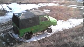 луаз по грязи ДНЕПР колеса от Сергея