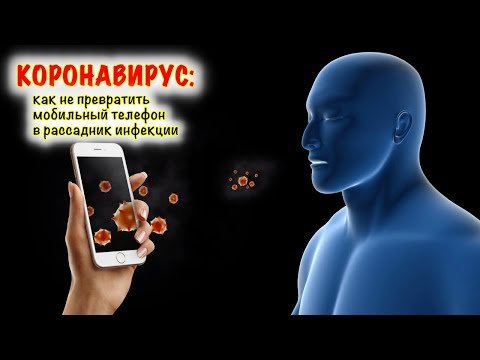 Коронавирус и как не превратить мобильный телефон в рассадник опасной инфекции