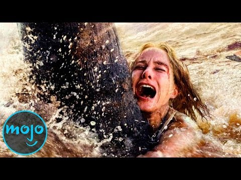 Top 10 Extreme Weather and Natural Disaster Scenes in Movies