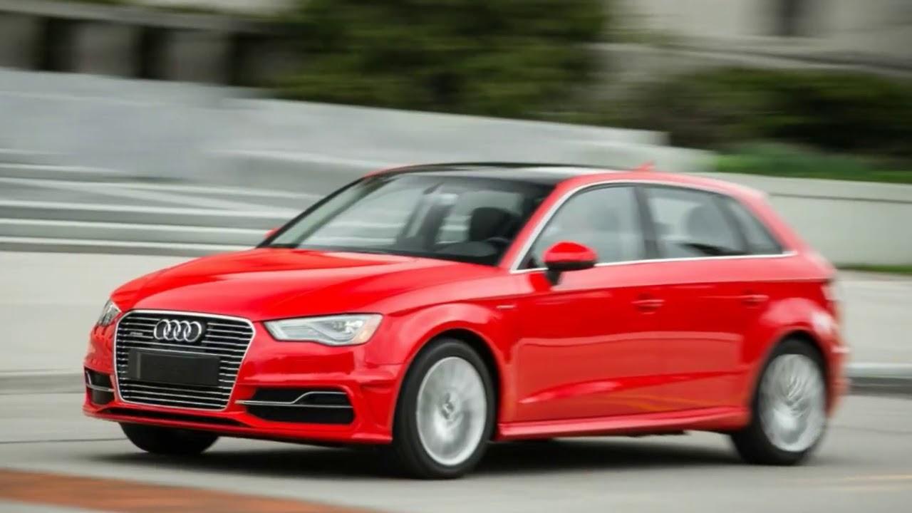 2018 Audi A3 Sportback E Tron Review