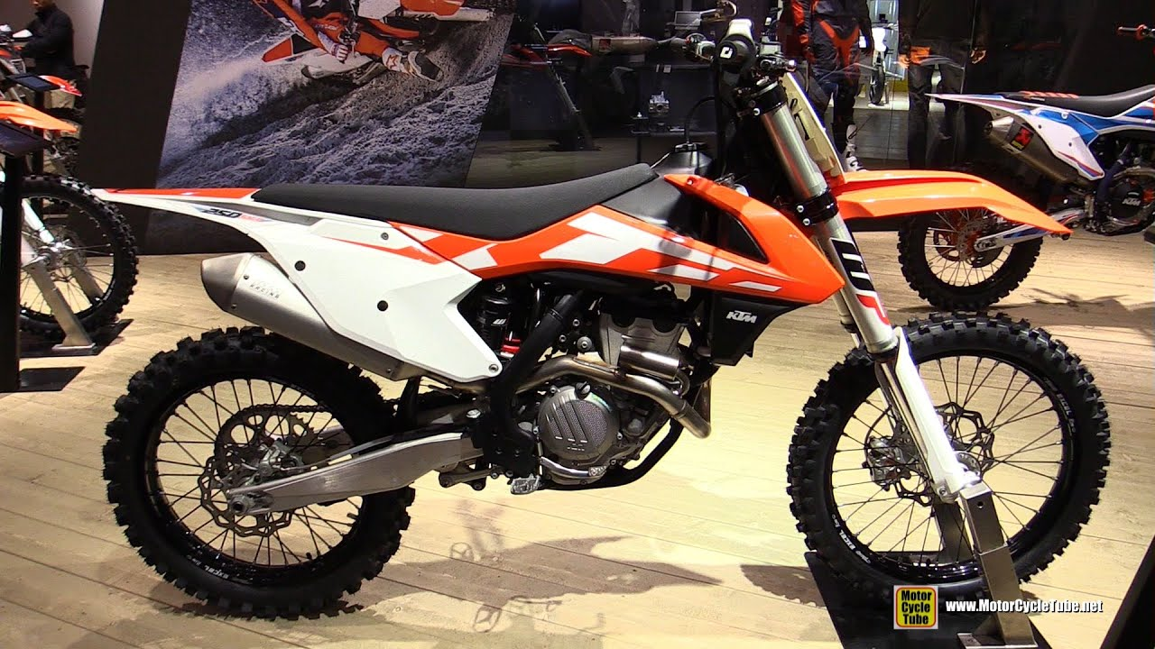 2016 ktm 250 sxf - walkaround - debut at 2015 eicma milan - youtube
