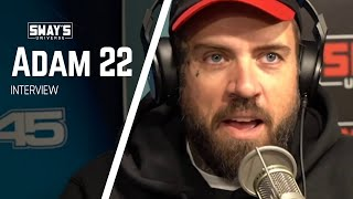"""Adam22 Speaks on """"No Jumper"""" Podcast, Extreme Interviews & Sexual Misconduct Allegations"""