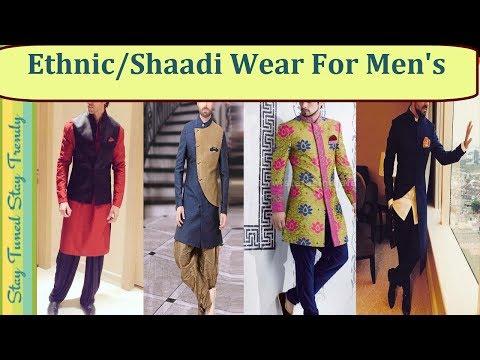 Shaadi Wear For Men || Mens Kurta Salwar || Mens Ethnic Wear