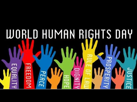 World Human Rights Day 2020 | 10 December 2020