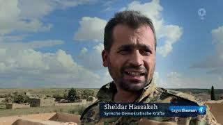 Deutsche IS Kämpfer - Reportage aus Syrien