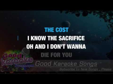 American Soldier - Toby Keith ( Karaoke Lyrics )