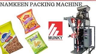 Namkeen Packing Machine Fully Automatic 20gm to 1kg