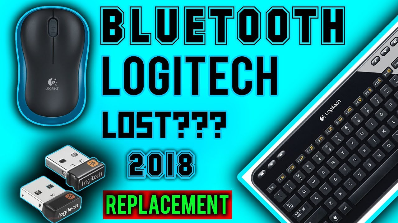 Logitech Lost Or Damaged Wireless Mouse Lost Usb Replacement 2018