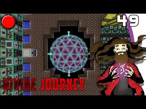 [Minecraft] Divine Journey #49