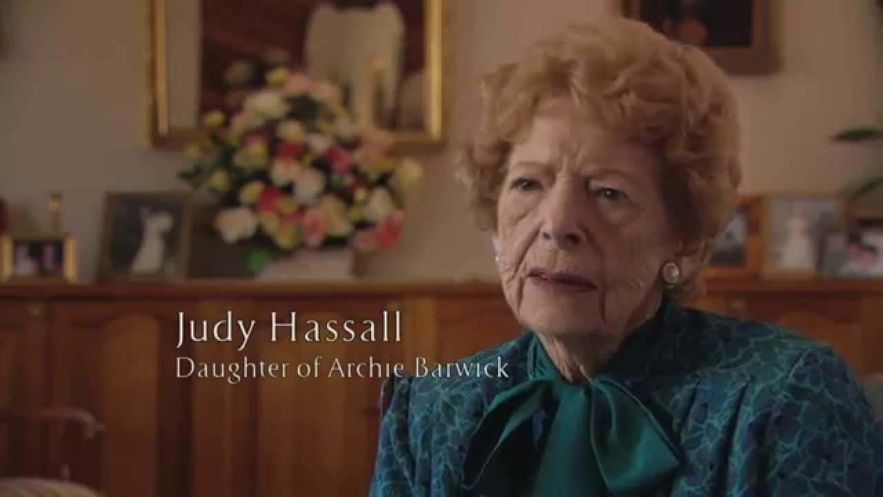Archie Barwick Archie Barwick Diaries Australian WW1 Soldier YouTube