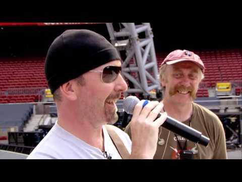 U2 360°  Creating The 360 Tour