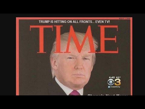 Time Magazine: Trump