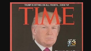 Time Magazine: Trump's Phony Cover Hangs At 4 Of His Golf Courses