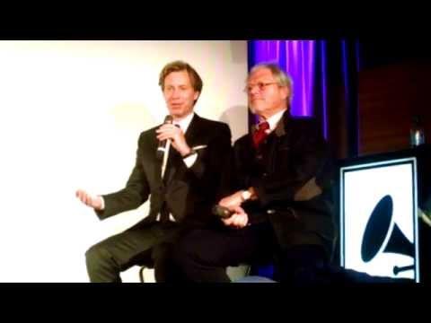 Beatles 1 Q&A w/ Giles Martin, Michael Lindsay-Hogg Pt. 2/3