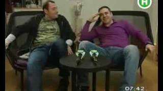 Гарик Мартиросян и Семен Слепаков (начало)