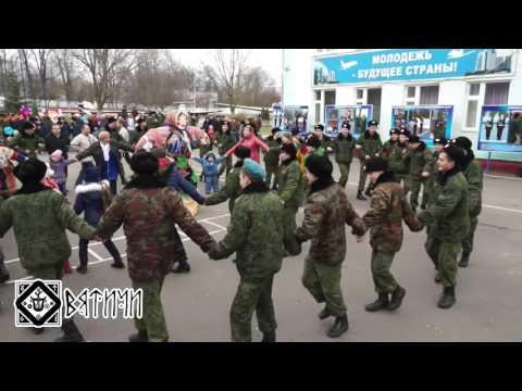 Школьный праздник в Дятьково (ДКШИ)2