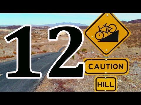 bicycle touring, Henderson NV, Boulder City NV, Hoover Dam, south on highway 93 AZ
