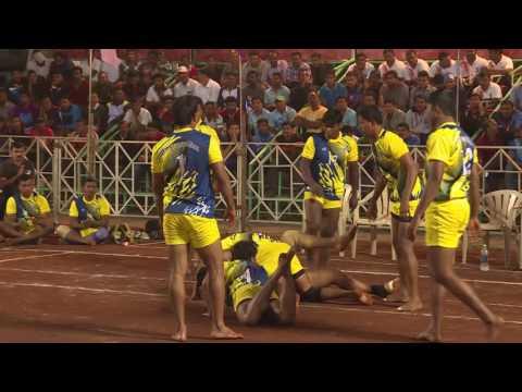 28th Maharashtra State Police Games 2016 Pune Kabbadi Kho Kho