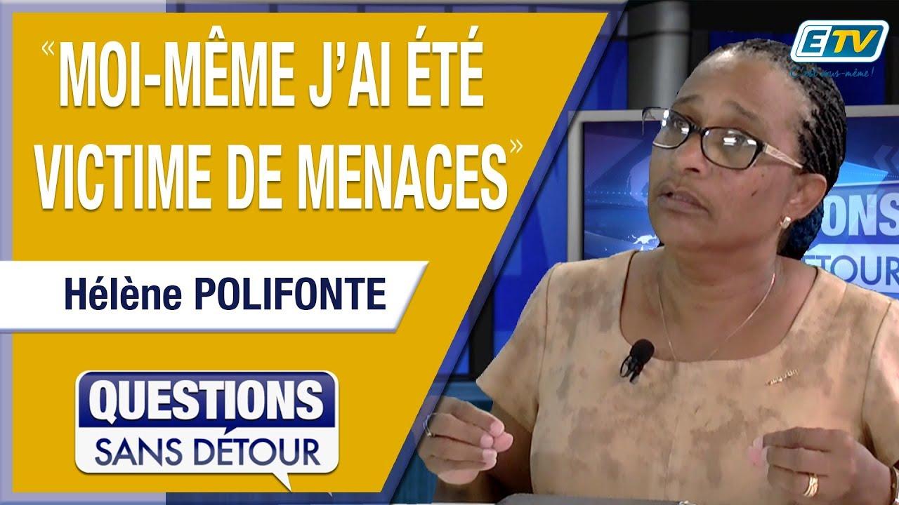 Question Sans Détour avec Hélène POLIFONTE