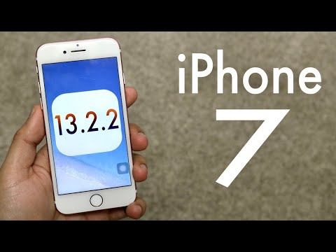 iOS 13.2.2 OFFICIAL On iPHONE 7! (Review)