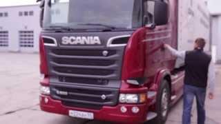 Конкурс Молодого водителя грузовика 2014(, 2014-01-30T10:40:57.000Z)