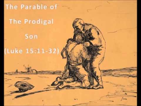 prodigal son luke 1511 35 essay Roger g miller's personal web site a personal and professional profile  first performance of britten's church opera the prodigal son,  veneration of the virgin mary extends to the earliest days of the church as the birth stories in matthew and luke attest artists have portrayed her in the innocence of the magnificat and in her grief.