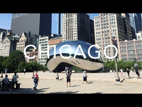 12 Hours in Chicago | Illinois, USA Travel Diary