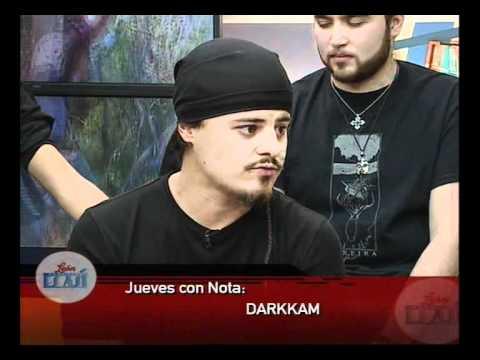 DARKKAM en JUEVES CON NOTA (10-2-2011)