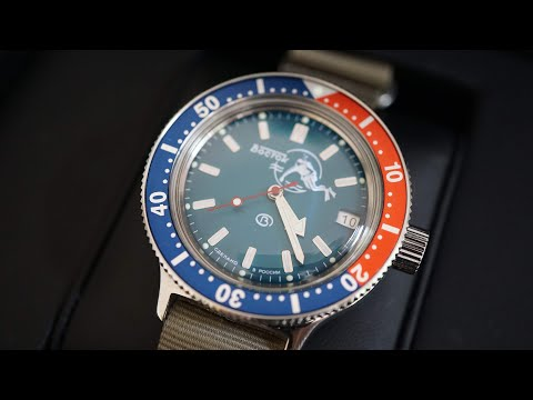 Why I Sold My Vostok Amphibia 420059 | Great, Iconic And Affordable Russian Automatic Dive Watch