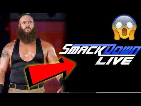5 SHOCKING SPOILERS WWE Superstar Shakeup (SmackDown Live)