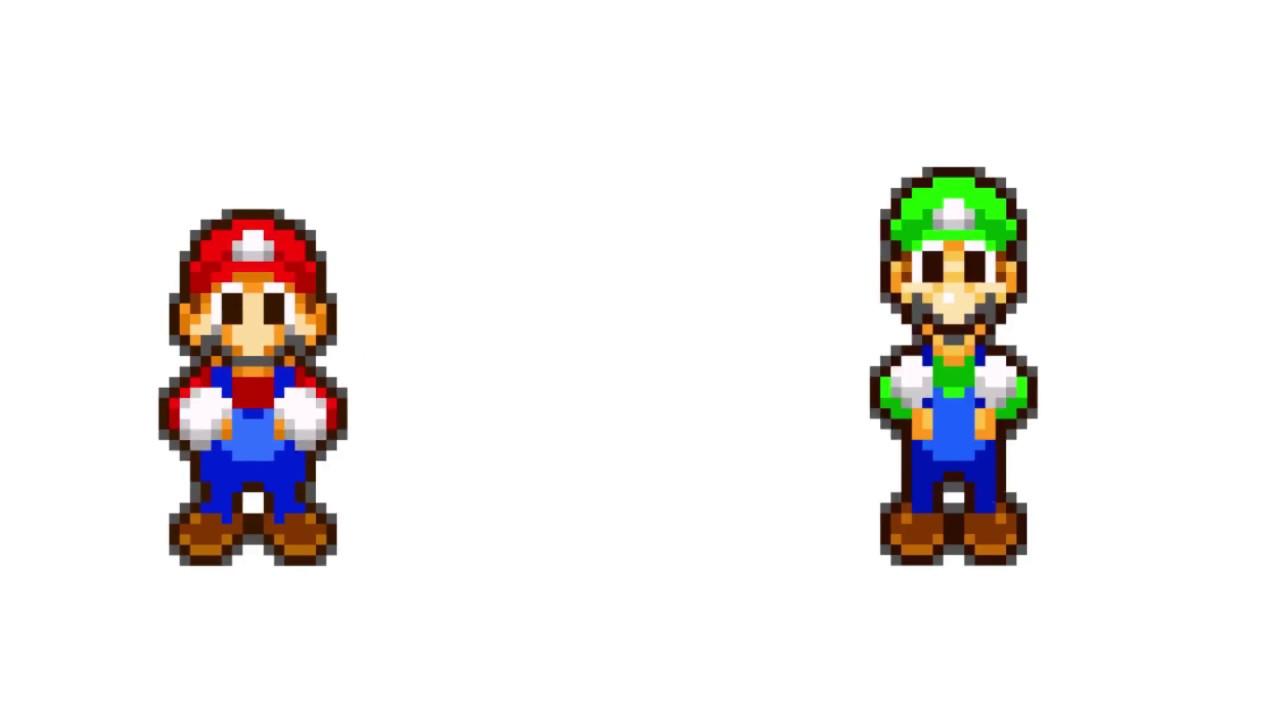 Mario And Luigi Superstar Saga Dance Part 2 Youtube