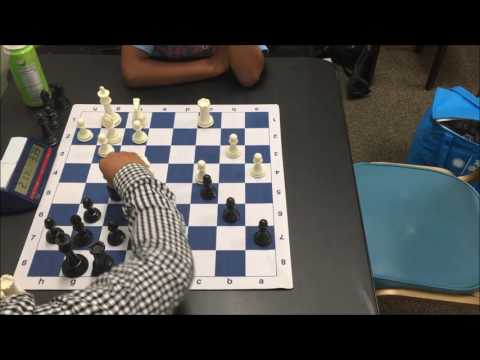 National Master Ruben vs. USCF Rating 1548 Tremil