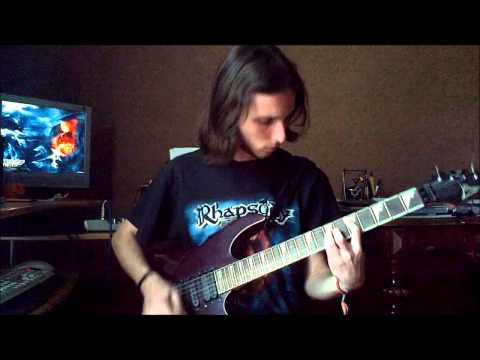 Rhapsody of Fire - The Frozen Tears of Angels covered by Kakhi