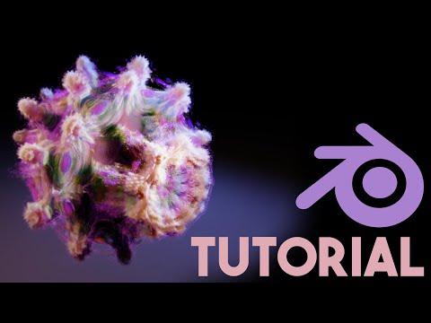 Create Mandelbulb Fractals In Blender Eevee