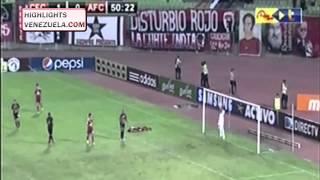 Highlights 8vos Copa Venezuela (Vuelta) - Caracas FC vs Aragua FC