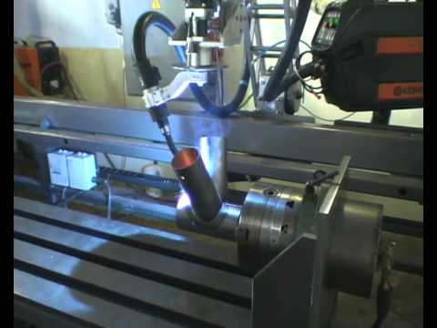 Fast Programming Of A Welding Robot Doovi