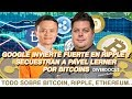 5 TREMENDAS Noticias de RIPPLE y BITCOIN: Secuestro de Pavel Lerner, Google Ventures, China, Corea..