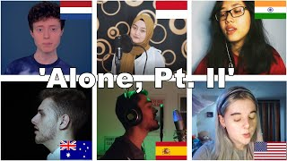 Who Sang It Better: Alone, Pt. II (India, Netherlands, Spain, Indonesia, USA, Afghanistan)