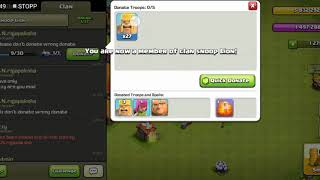 TOWN HALL 2 PUSHING TO LEVEL 100💀🎉 // EXTREME DONATING👀 ¦ let's play clash of clans   coc