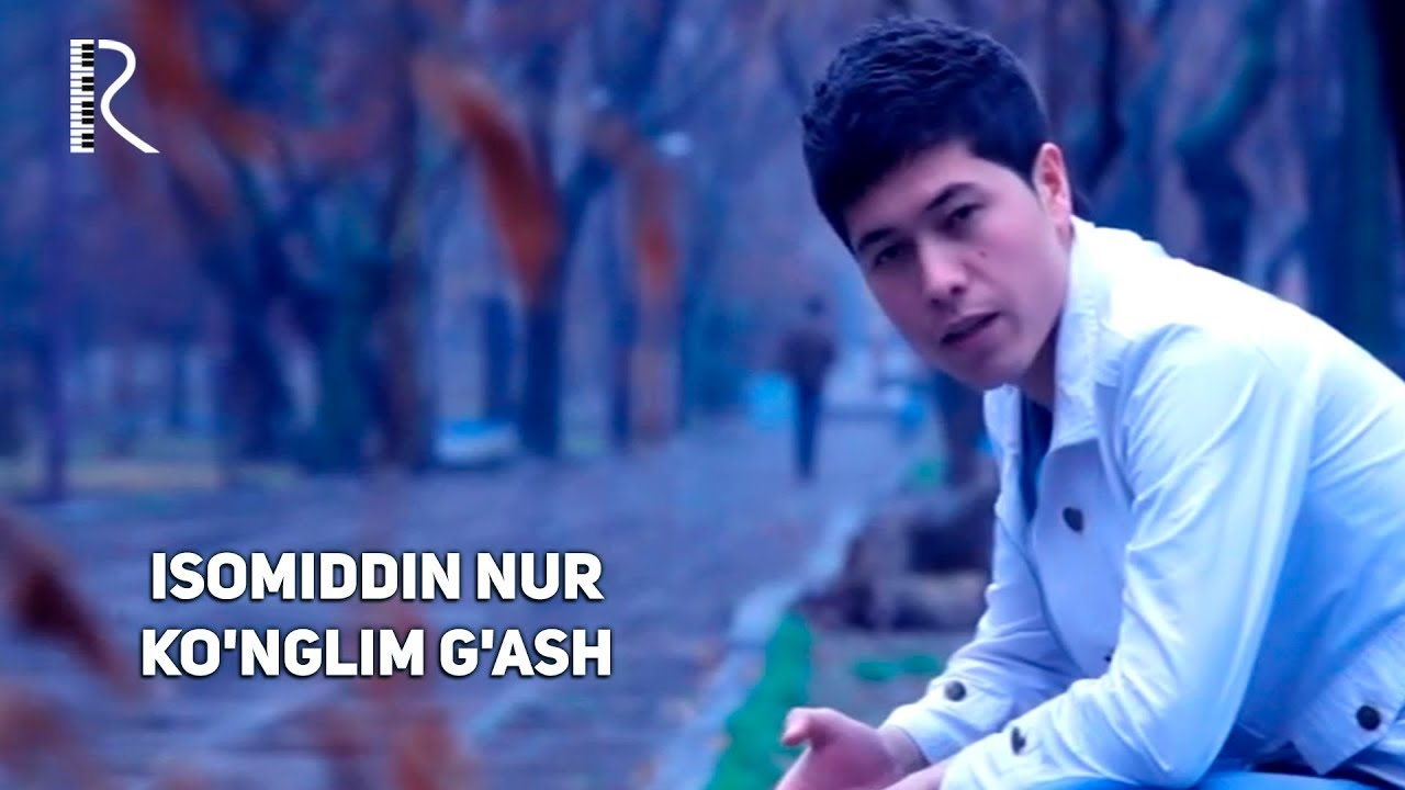 Isomiddin Nur - Ko'nglim g'ash | Исомиддин Нур - Кунглим гаш #UydaQoling