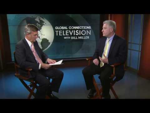 Andrew Hudson on GCTV with Bill Miller