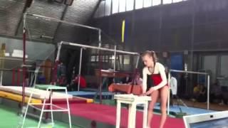 Луганск. Спортивная гимнастика