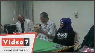 """بالفيديو.. ندوة لتوقيع رواية """"بلا رجال أفضل"""" للكاتبة فكرية أحمد بنقابة الصحفيين"""