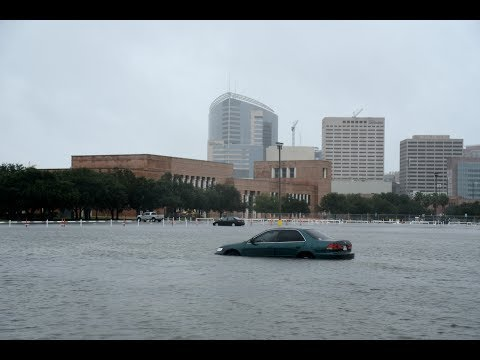 Hurricane Harvey - Rice University Flooding