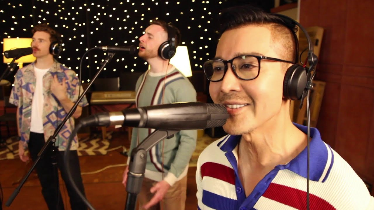 Electric Blue - Icehouse Cover by Festival Statesmen Chorus