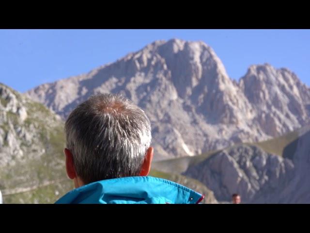 Carovana dei ghiacciai 2021, monitoraggio Calderone -Gran Sasso