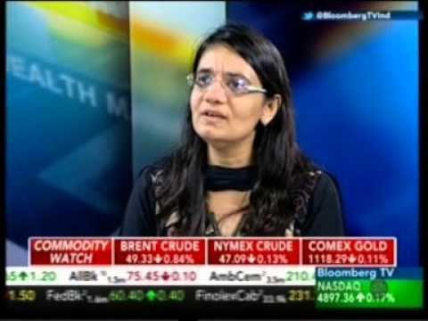 Sohini Andani , Fund Manager, SBI MF on Bloomberg TV-  Wealth Manager, Sept 17,2015
