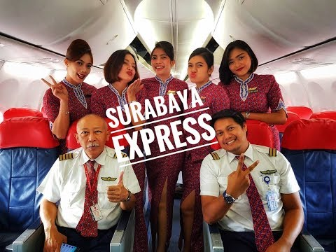 Surabaya Express Flight - MYFLIGHT#14